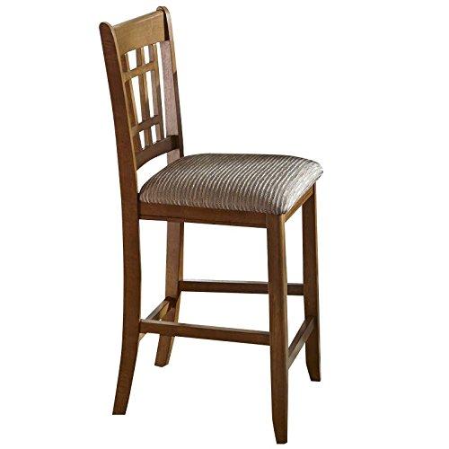 Liberty Furniture 25-BS8624 Santa Rosa Rub Dining Misson Barstool, 19