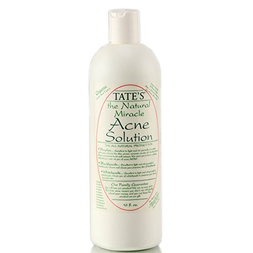 - Tate's The Natural Miracle Acne Solution - 16 oz