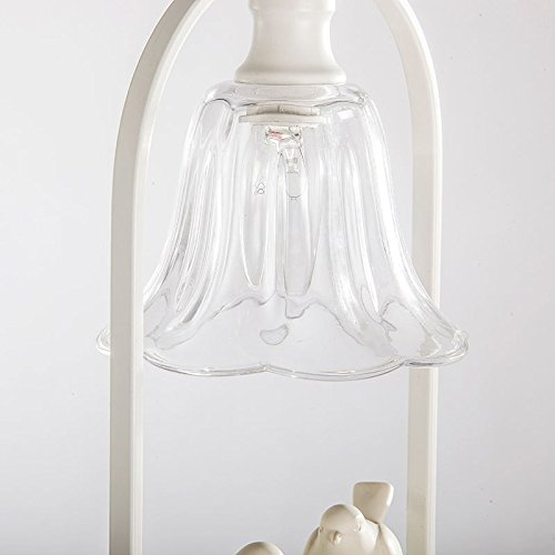 FidgetGear Modern Resin Bird Chandelier Fixture Bar Cafe Pendant Light Ceiling Lamp PL602 White by FidgetGear (Image #3)