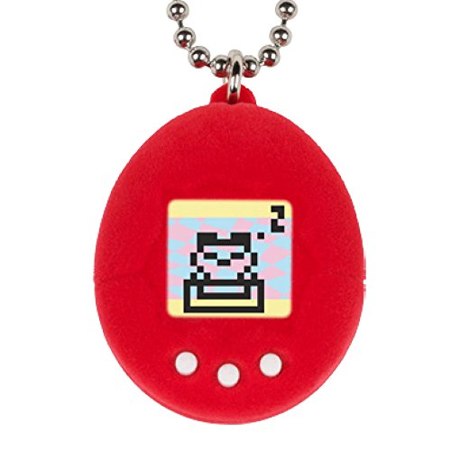 (Digital Pet Tamagotchi Electronic Game, Red)