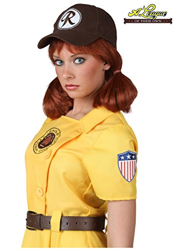 A League of Their Own Kit Wig (A League Of Their Own Kit Costume)
