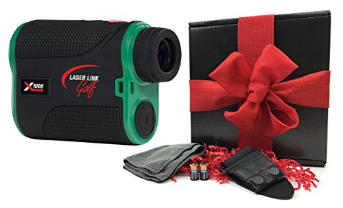 laser-link-xl1000-ultimate-gift-box-bundle-golf-laser-rangefinder-magnetic-cart-mount-playbetter-mic