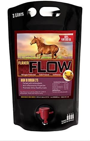 Horse Guard Flaxen-Flow 100% Flax Seed Oil
