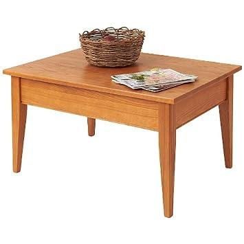 Manchester Wood Shaker Coffee Table   Golden Oak