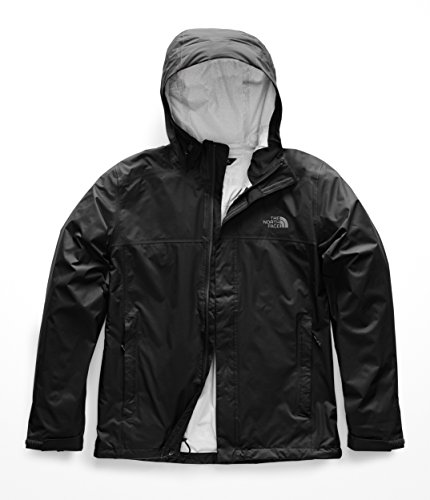 The North Face Men's Venture 2 Jacket - TNF Black & TNF Black - L by The North Face