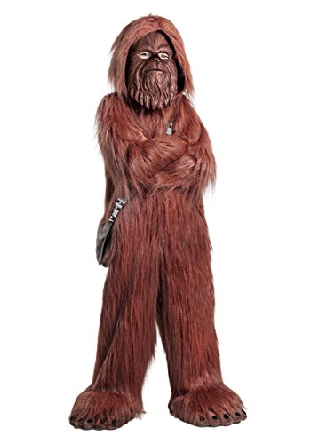 Princess Paradise Star Wars Premium Chewbacca Child's Costume, Medium