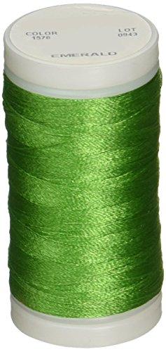 Iris Melrose Thread, 600-Yard, Emerald