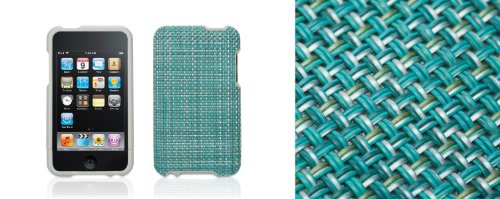 Griffin Technology Elan Case Form Chilewich Turquoise (CA01628) for 2nd (Form Ipod)