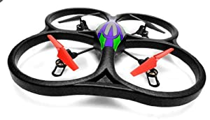 WL Toys V262 Cyclone UFO 4 Channel 6 Axis Gyro...