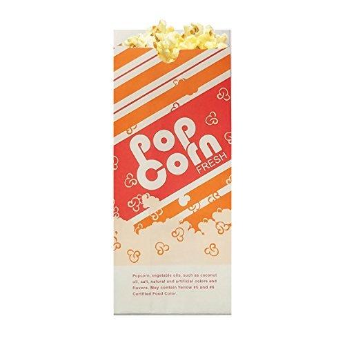 """Hoosier Hill Farm Popcorn Bags (8"""") - 50 Count"""