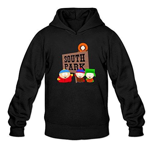 Men South Park Banner Custom Retro Size M Color Black Sweatshirts By Mjensen