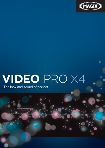Video Pro X4 [Download] by MAGIX