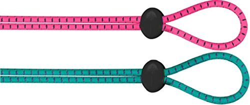 Tyr Bungee Cord Strap Kit FL Pink and Mint