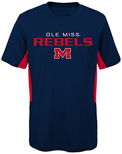 NCAA by Outerstuff NCAA Mississippi Old Miss Rebels Youth Boys
