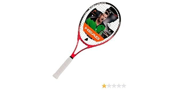 Amazon.com : HEAD Ti Radical Strung Elite Tennis Racquet (4 3/8) : Tennis Rackets : Sports & Outdoors
