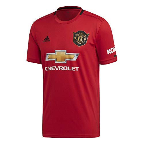 adidas Manchester United 2019/2020 Home Jersey (X-Large) (Manchester United Best Goals)