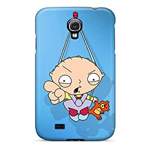 Tpu Phone Case With Fashionable Look For Galaxy S4 - Stewie