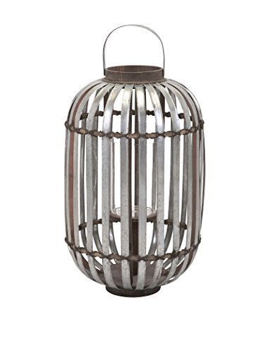 imax-65281-logan-galvanized-lantern-large