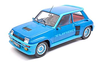 NEW IXO Model 18CMC005 Renault 5 Turbo 1 1981 Blue 1:18 MODELLINO Die Cast Model: Amazon.es: Juguetes y juegos