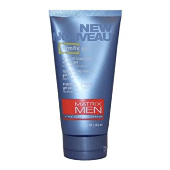 Men Firm Fix Gel By Matrix for Men Gel, 5.1 Ounce