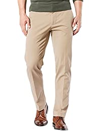 Men's Straight Fit Workday Khaki Smart 360 Flex Pants D2