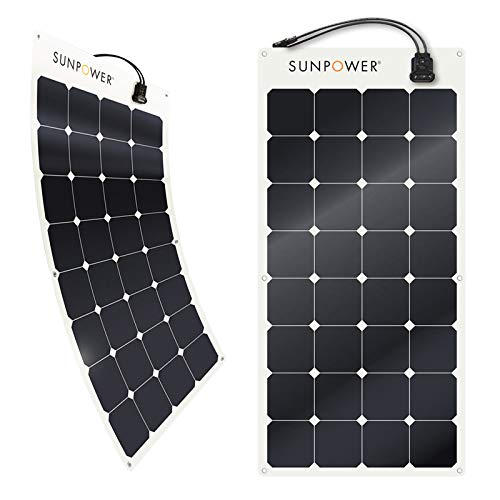Review Of The Best Flexible Solar Panels
