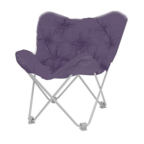 Urban Shop Butterfly Chair, Adult, Purple for $<!--$46.89-->