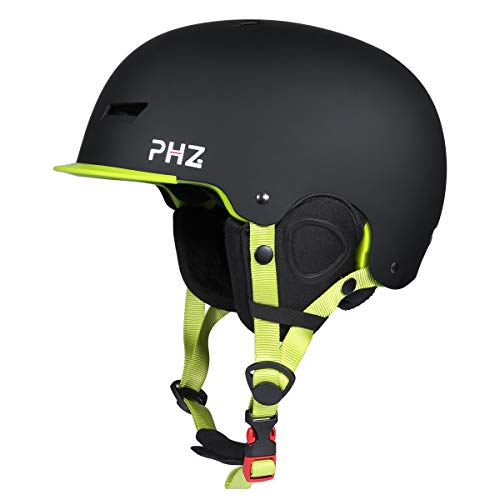 PHZ. Kids/Adults Snow Sports Helmet CPSC Certified for Ski Skate Board Protective ...