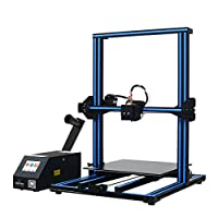 GEEETECH A30 3D Printer with Large Print Size: 320×320×420mm and Power Failure Recovery, 3.2? Full-Color Touch Screen, Good Adhesion of Platform, SMARTTO Open Source firmware, Half Assembled DIY Kit. from Geeetech