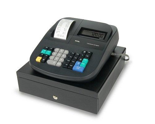 Royal 120DX 16 Dept Cash Register by ADLER ROYAL