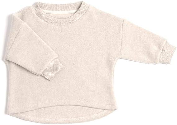 Kids Toddler Little Boys Girls Sleevelvess Cute Bear Sweater Vest Pullover Sweatshirt
