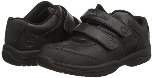 Chaussures Cuir Oxford Noir Enfants Woodman TImberland Park qIxXYSw0I
