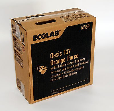 ecolab-oasis-137-orange-force-multi-surface-cleaner-degreaser-14559-25-gal