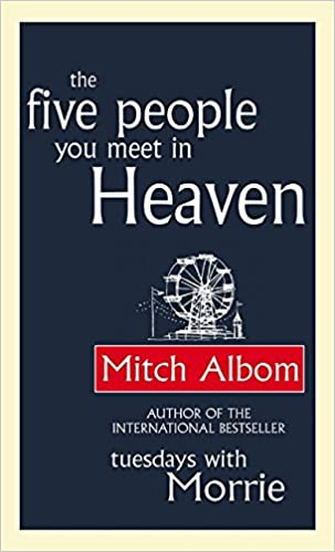 Five People You Meet in Heaven - Malaysia Online Bookstore