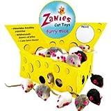 Ratz for Catz – 60 Cat Furry Mice, My Pet Supplies
