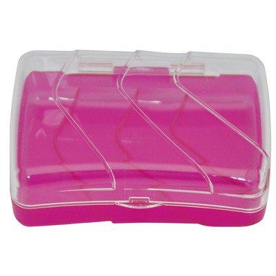 Microban Dish - Sprayco 800329 Microban Soap Dish