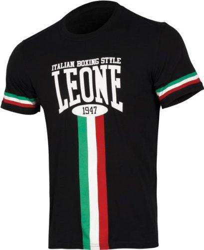 Leone 1947 Italy Boxing Tee - BK - XL