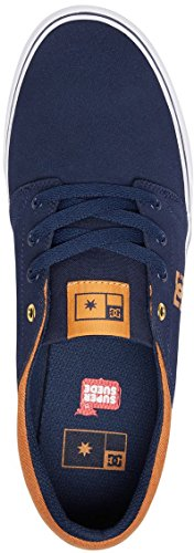 Pure Navy Garçon Dc Sneakers Shoes Basses xpRWnnqPF
