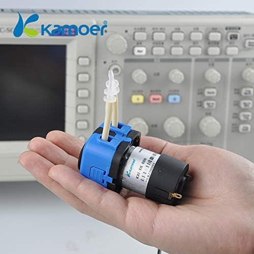 12V//3mmx5mm//Silicon Tube Kamoer KXF Mini Peristaltic Pump