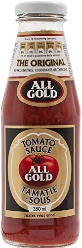 All Gold Tomato Sauce 350ml by All Gold