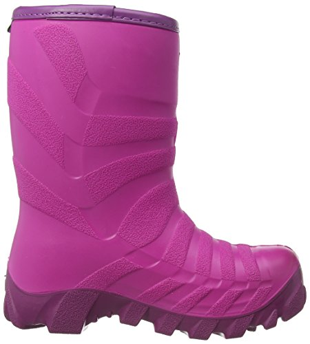 Viking Dames Ultra Rubber Laars Roze