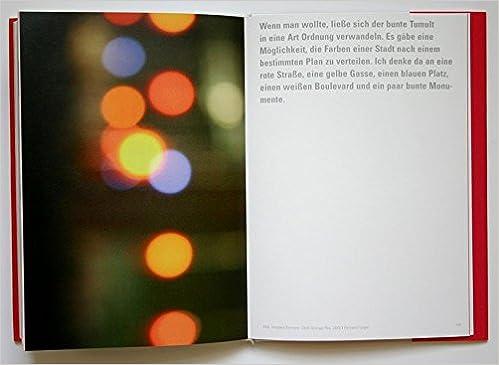Anna Blume Ist Rot Farbe Als Ereignis Positionen Essays
