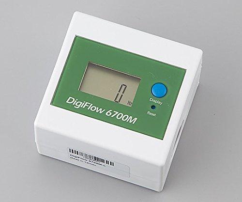 アズワン1-053-01バッテリー式流量計DF067 B07BD2ZXKQ