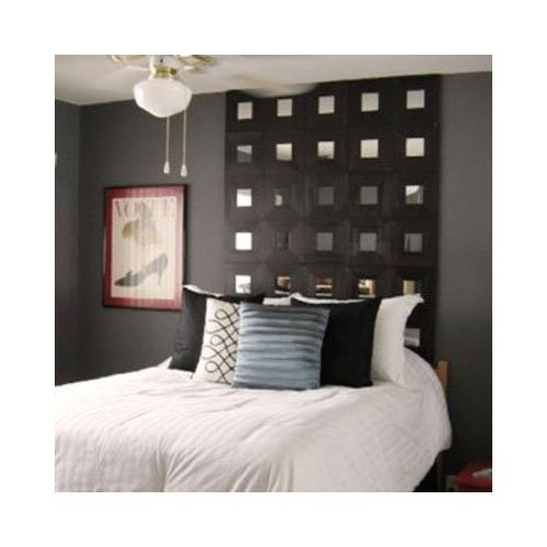 Exceptional Amazon.com: 1 X Ikea Malma Black Decorative Wall Mirror Wood By Naruekrit:  Home U0026 Kitchen