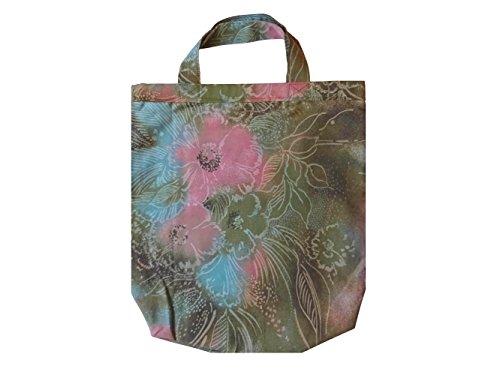 Leesha Design Moor Blume - Bolso de asas para mujer multicolor multicolor