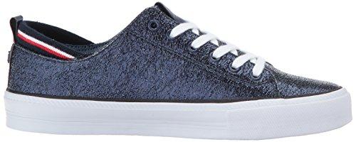 Tommy Two Hilfiger Women's Sparkle Sneaker Blue qO4BxqY