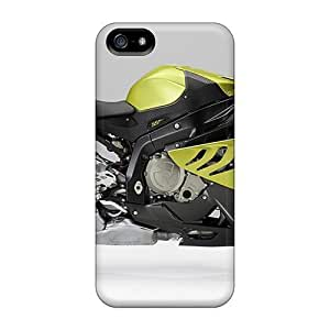 Durable Defender Case For Iphone 5/5s Hard Cover(new Bmw S 1000 Rr)