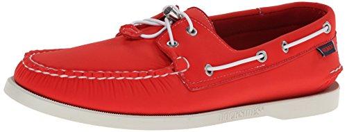 Boat Neoprene Sebago Mens Red Mens Ariaprene Neoprene Sebago Shoe Dockside nw7PgYUPq