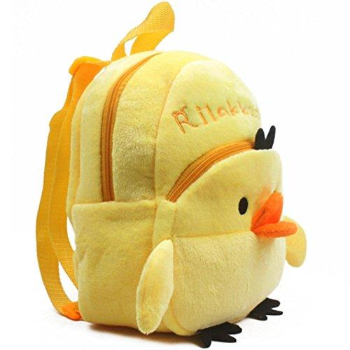 Cute 5cm 20x24cm Toddler Bag Baby Boys School Girls Shoulder Backpack Animal Winkey Backpack Bag 26 Cartoon Monkey Kids Chick 5x24x10 Children nwqRSpYAxU