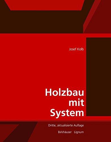 Descargar Libro Holzbau Mit System Josef Kolb